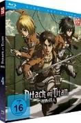 Cover-Bild zu Isayama, Hajime: Attack on Titan
