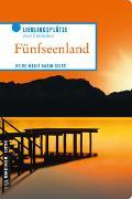 Cover-Bild zu Geiss, Heide Marie Karin: Fünfseenland