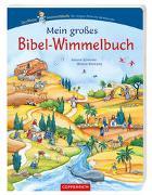 Cover-Bild zu Schneider, Antonie: Mein grosses Bibel-Wimmelbuch