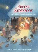 Cover-Bild zu Schneider, Antonie: Advent Storybook