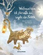 Cover-Bild zu Schneider, Antonie: Weihnachten ist für alle da, sagte die Katze