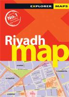 Cover-Bild zu Riyadh City Map