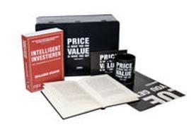 Cover-Bild zu Graham, Benjamin: Die große Value-Investing-Box