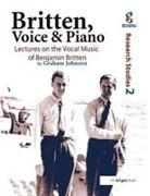 Cover-Bild zu Johnson, Graham: Britten, Voice and Piano