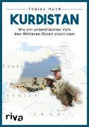Cover-Bild zu Huch, Tobias: Kurdistan