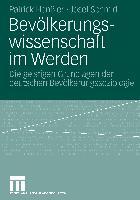 Cover-Bild zu Henßler, Patrick: Bevölkerungswissenschaft im Werden