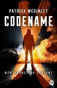 Cover-Bild zu McGinley, Patrick: Codename X