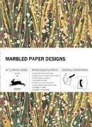 Cover-Bild zu Roojen, Pepin Van: Marbled Paper Designs