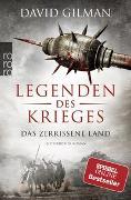 Cover-Bild zu Gilman, David: Legenden des Krieges: Das zerrissene Land