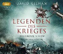 Cover-Bild zu Gilman, David: Der große Sturm (Legenden des Krieges IV)