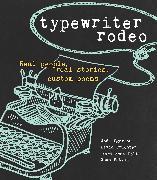 Cover-Bild zu Egerton, Jodi: Typewriter Rodeo