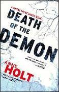 Cover-Bild zu Holt, Anne: Death of the Demon
