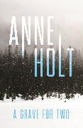 Cover-Bild zu Holt, Anne: A Grave for Two