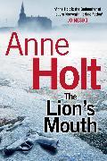Cover-Bild zu Holt, Anne: The Lion's Mouth