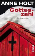 Cover-Bild zu Holt, Anne: Gotteszahl
