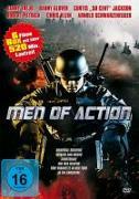 Cover-Bild zu Danny Trejo (Schausp.): Men of Action Box