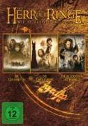 Cover-Bild zu Jackson, Peter (Reg.): Der Herr der Ringe - Die Spielfilm-Trilogie