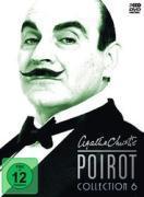 Cover-Bild zu Philip Jackson (Schausp.): Collection 6: Poirot Collection 6 - Agatha Christie - Hercule Poirot