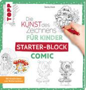 Cover-Bild zu Keck, Gecko: Die Kunst des Zeichnens für Kinder Starter-Block - Comic