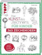 Cover-Bild zu Keck, Gecko: Die Kunst des Zeichnens für Kinder 365 Zeichenideen