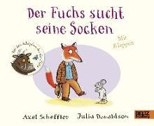 Cover-Bild zu Scheffler, Axel: Der Fuchs sucht seine Socken
