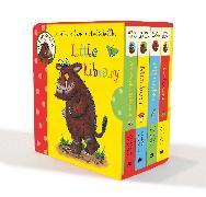 Cover-Bild zu Donaldson, Julia: The Gruffalo Little Library