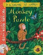 Cover-Bild zu Donaldson, Julia: Monkey Puzzle