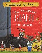 Cover-Bild zu Donaldson, Julia: The Smartest Giant in Town