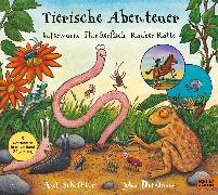 Cover-Bild zu Scheffler, Axel: Tierische Abenteuer