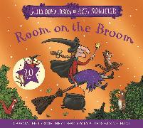 Cover-Bild zu Donaldson, Julia: Room on the Broom 20th Anniversary Edition