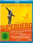 Cover-Bild zu McCarten, Anthony: Death of a Superhero - Am Ende eines viel zu kurzen Tages