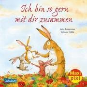 Cover-Bild zu Dahle, Stefanie: Maxi Pixi 349: VE 5: Ich bin so gern mit dir zusammen (5x1 Exemplar)
