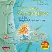 Cover-Bild zu Frey, Jana: Maxi Pixi 358: VE 5 Die kleine Meerjungfrau und das Seepferdchen-Abenteuer (5 Exemplare)