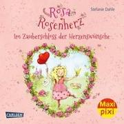Cover-Bild zu Dahle, Stefanie: Maxi Pixi 357: VE 5 Rosa Rosenherz: Im Zauberschloss der Herzenswünsche (5 Exemplare)