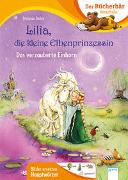 Cover-Bild zu Dahle, Stefanie: Lilia, die kleine Elbenprinzessin. Das verzauberte Einhorn