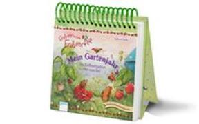 Cover-Bild zu Dahle, Stefanie: Erdbeerinchen Erdbeerfee. Mein Gartenjahr