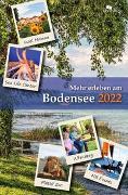 Cover-Bild zu Klemann, Manfred: Mehr erleben am Bodensee 2022