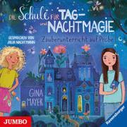 Cover-Bild zu Mayer, Gina: Die Schule für Tag- und Nachtmagie. Zauberunterricht auf Probe