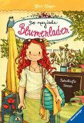 Cover-Bild zu Mayer, Gina: Der magische Blumenladen, Band 8: Fabelhafte Ferien