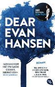 Cover-Bild zu Emmich, Val: Dear Evan Hansen