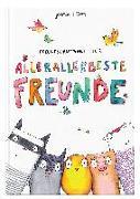Cover-Bild zu Jeremias & Tabea: Freundschaftsbuch für allerallerbeste Freunde