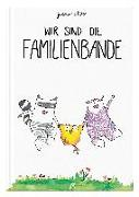 Cover-Bild zu Jeremias & Tabea: Wir sind die Familienbande