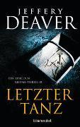 Cover-Bild zu Deaver, Jeffery: Letzter Tanz