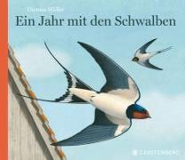 Cover-Bild zu Müller, Thomas: Ein Jahr mit den Schwalben