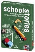 Cover-Bild zu Harder, Corinna: school stories