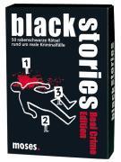 Cover-Bild zu Harder, Corinna: black stories - Real Crime Edition