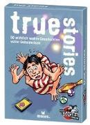 Cover-Bild zu Harder, Corinna: black stories junior - true stories