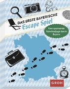 Cover-Bild zu Harder, Corinna: Das geheimnisvolle Amulett - Eine Escape-Rallye quer durch Bayern
