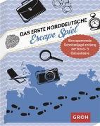 Cover-Bild zu Harder, Corinna: Der Schatz der Freibeuter - Eine Escape-Rallye entlang der Küste von Ost- & Nordsee