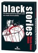 Cover-Bild zu Harder, Corinna: black stories Bloody Cases Edition